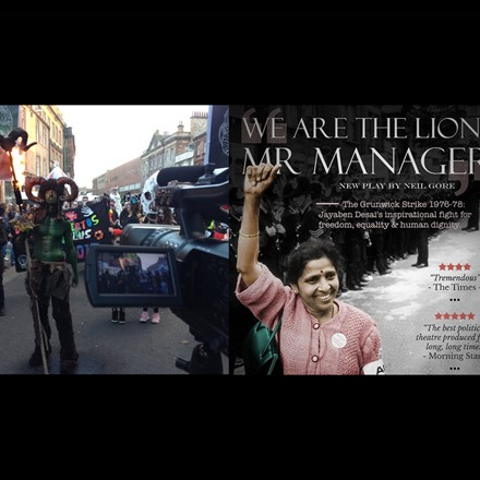 Promotional Videos - Tamfest & We Are The Lions, Mr Manager