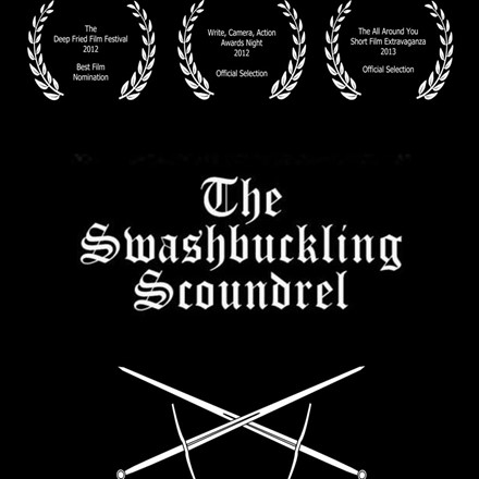 "Short Films - ""The Swashbuckling Scoundrel"" - Now on the IMDb"