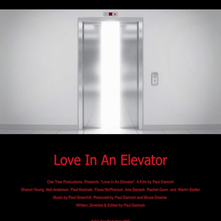 "Short Films - ""Love In An Elevator"" - Now on the IMDb"