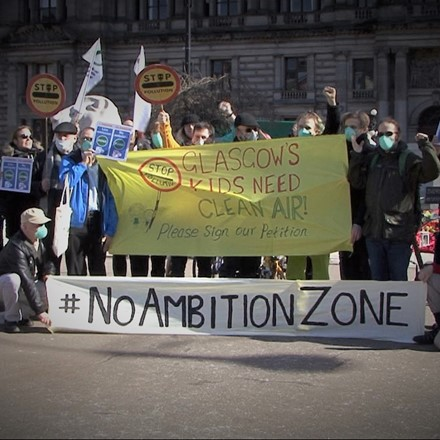 "Documentary Videos – ""Glasgow Air Pollution Protest"" – Now Live!"