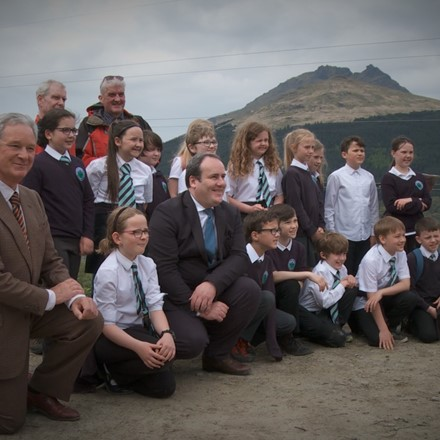 Corporate Videos - Official Opening of the Arrochar Community Hydro