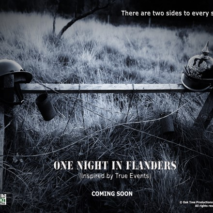 One Night in Flanders - Short Film Promotional Trailer