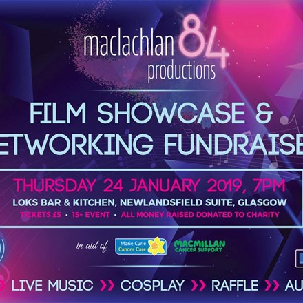 """One Night in Flanders"" - Screening at Maclachlan 84 Productions' Film Showcase"