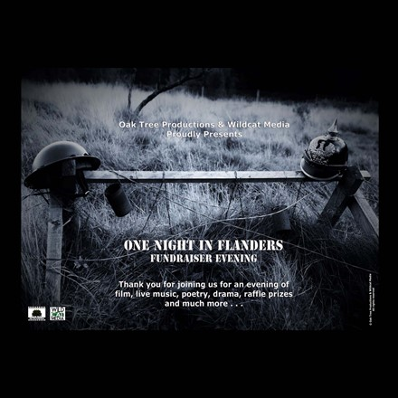 "Drama Series - ""One Night in Flanders: The Series"" - Fundraiser Evening (1)"