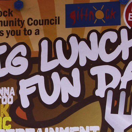 Corporate Videos - The Big Lunch Fun Day (Giffnock Community Council)