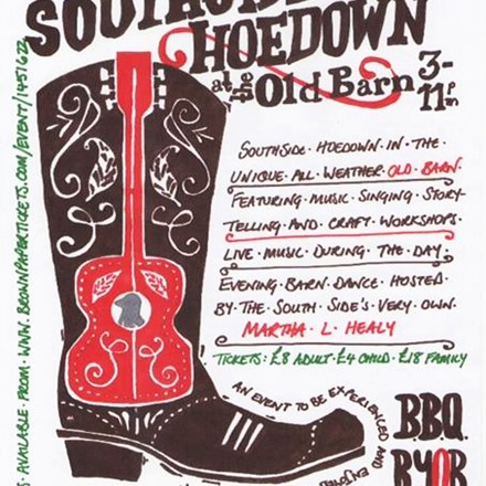 Social Event Videos - Filming of the Southside Hoedown