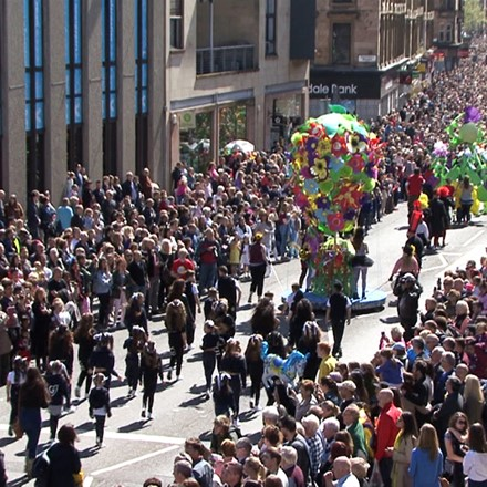 Corporate Videos - Completion of the West End Festival Parade