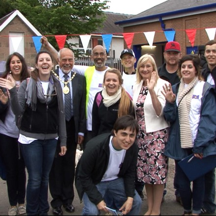Corporate Videos - Completion of the Family Fun Day